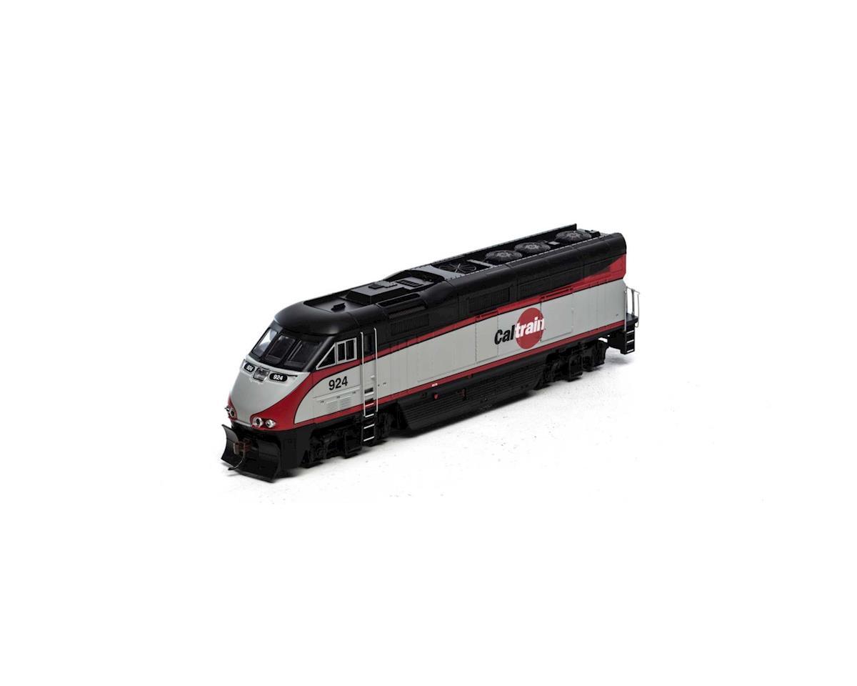 Athearn HO RTR F59PHI, Cal Train #924