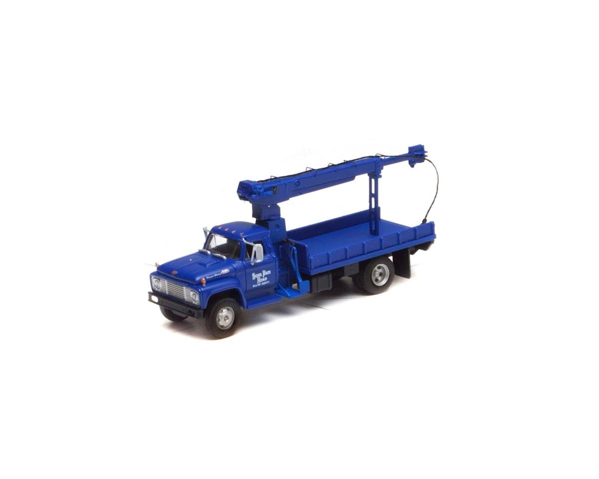 Athearn HO RTR Ford F-850 Boom Truck, NKP