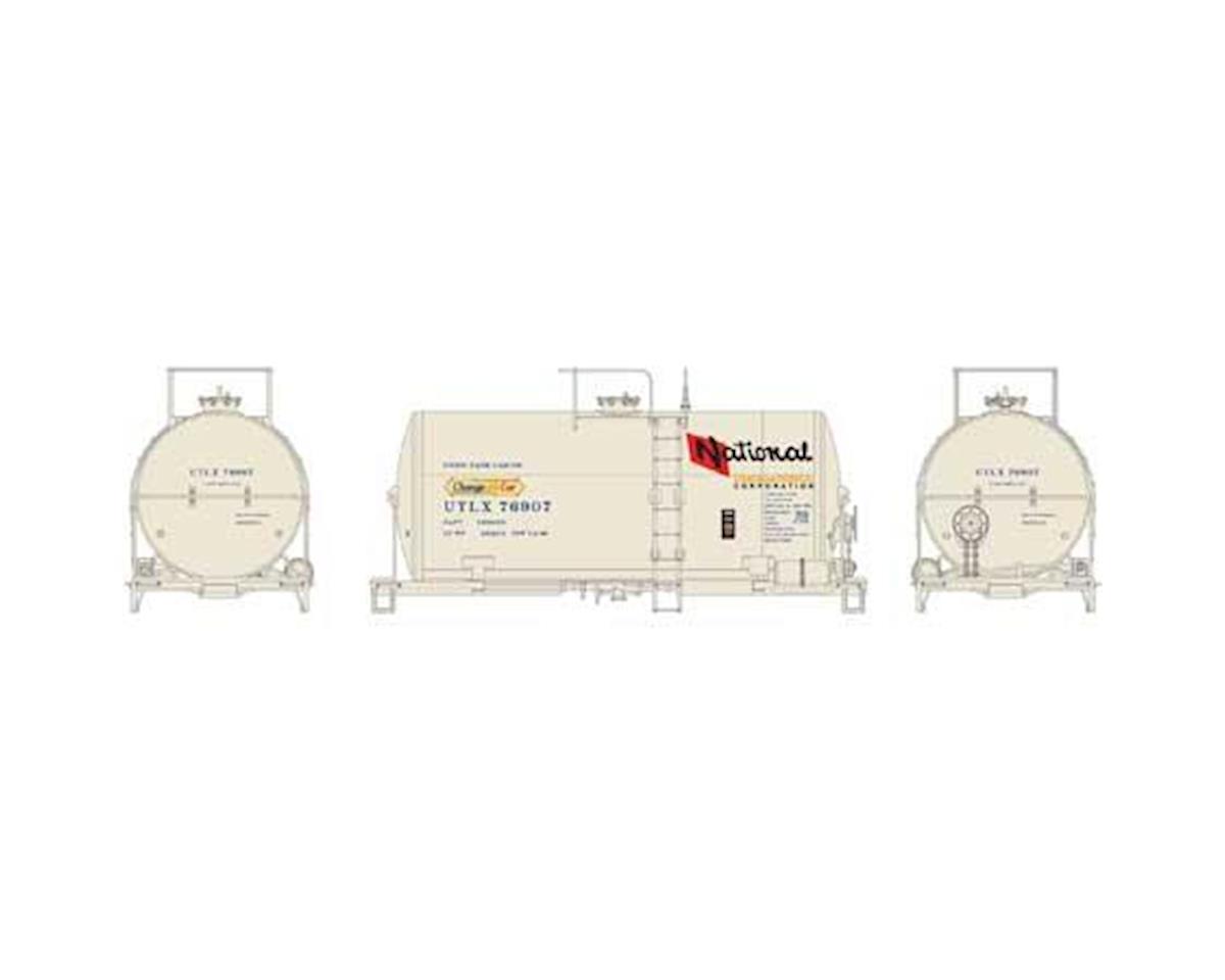 Athearn HO RTR 30' NACC 8,000-Gal Tank, NS&CH/UTLX #76907