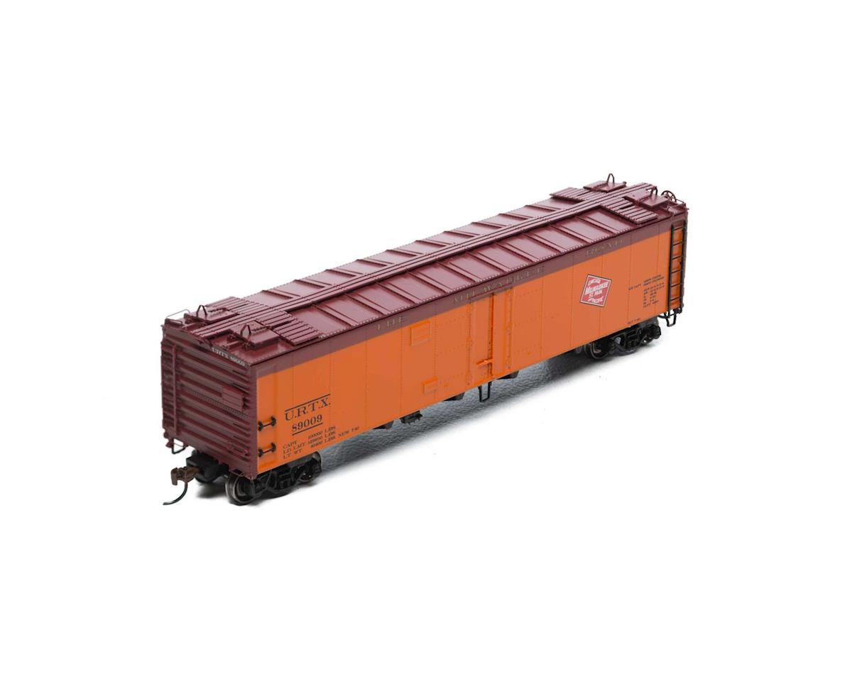 Athearn HO RTR 50' Ice Bunker Reefer, MILW #89009