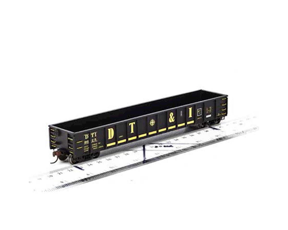 HO RTR 52' Mill Gondola, DT&I #9625 by Athearn