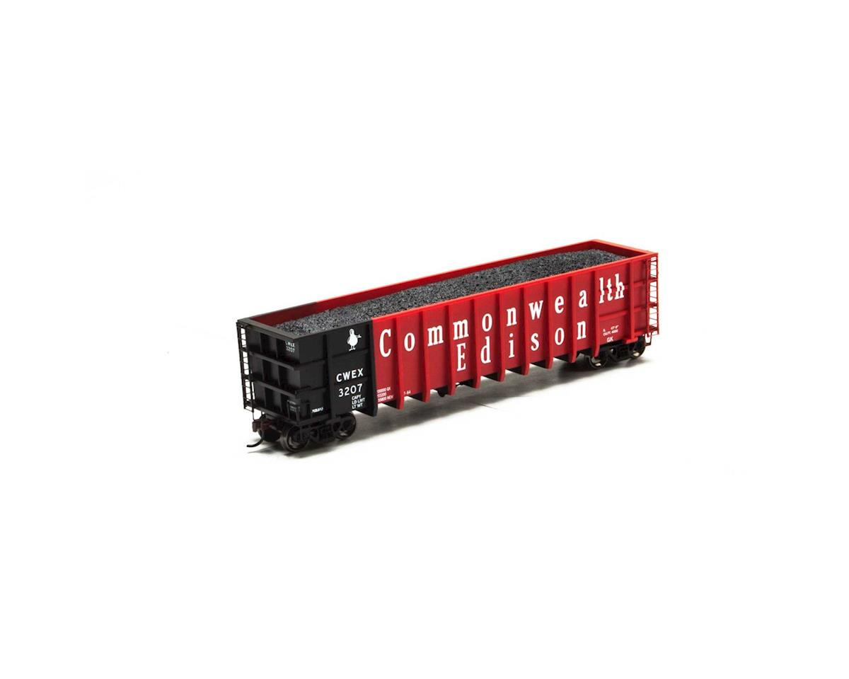 HO RTR Thrall High Side Gondola, CWEX #3207 by Athearn