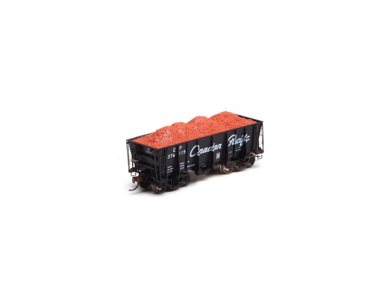 Athearn HO RTR 26' Ore Car Low Side w/Load, CPR #376115