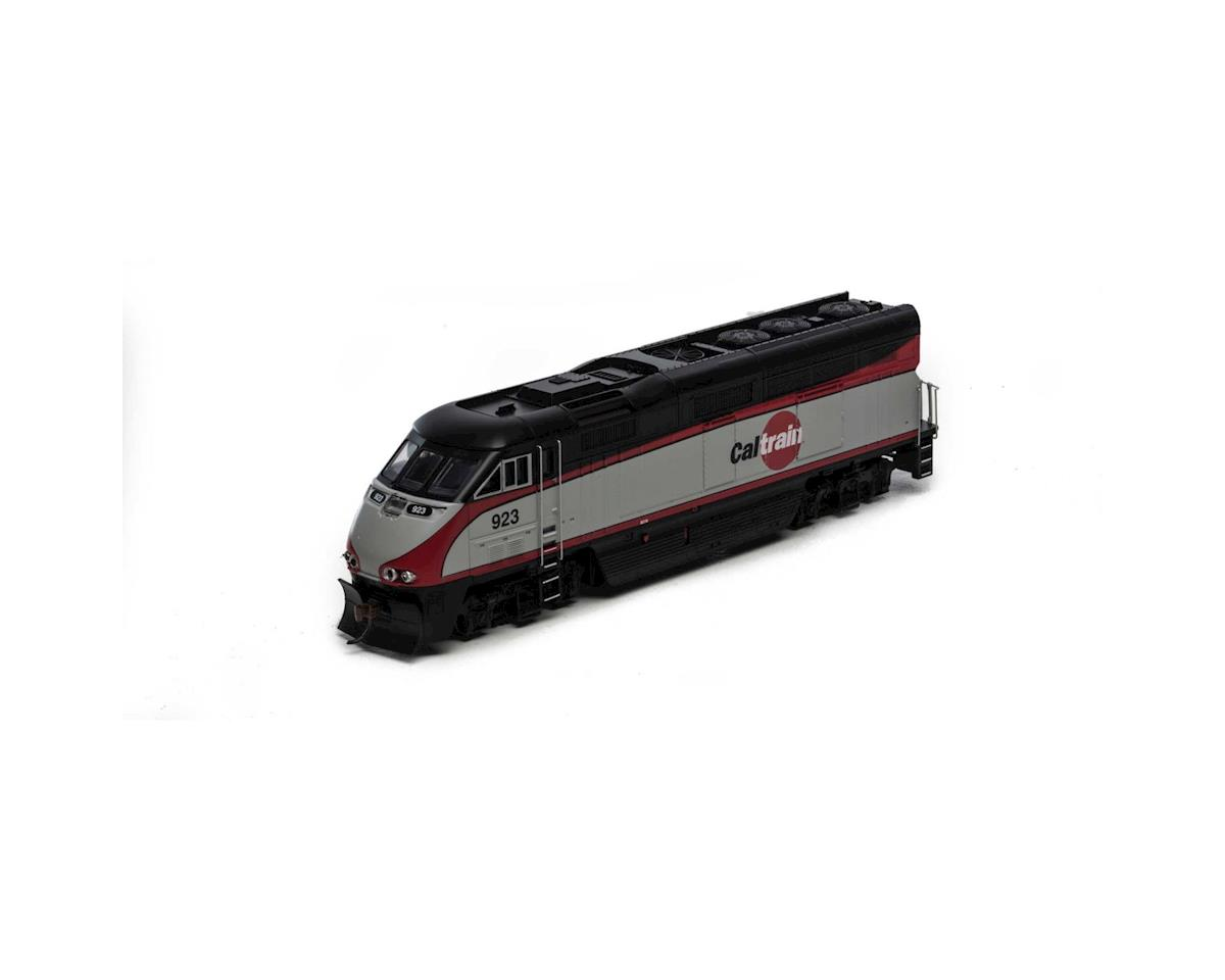 Athearn HO RTR F59PHI w/DCC & Sound, Cal Train #923