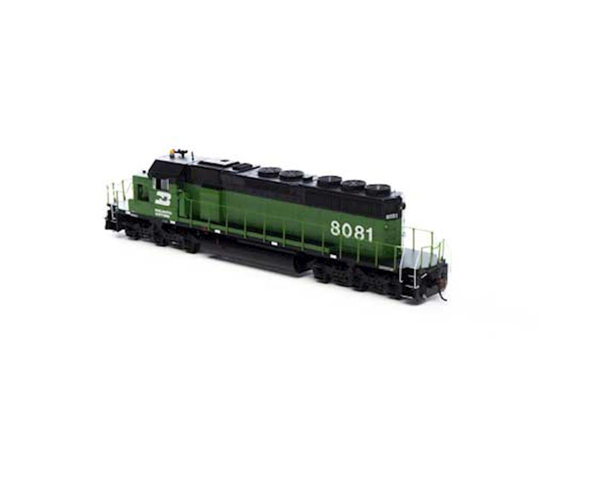 Athearn HO RTR SD40-2, BN #8081