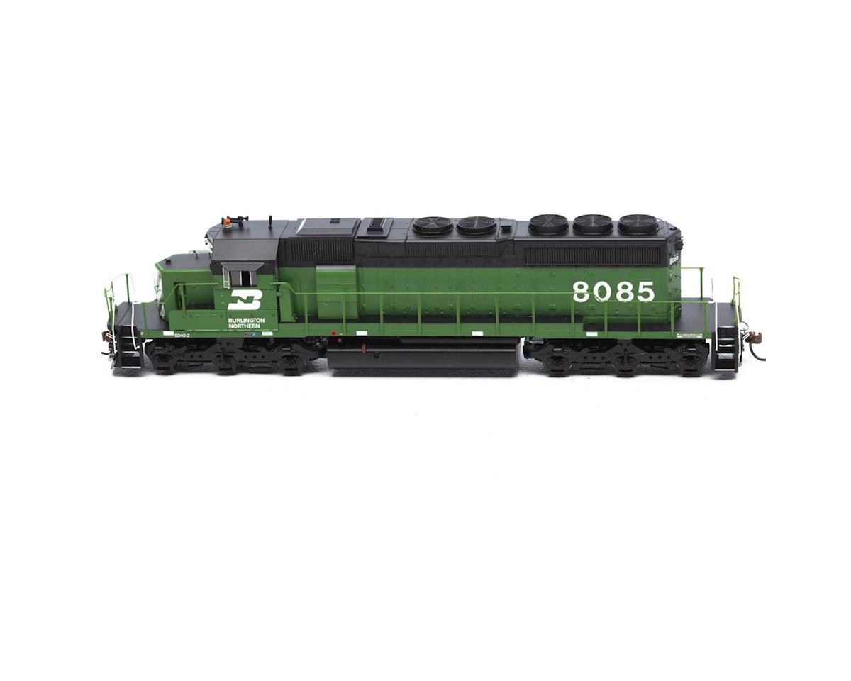 Athearn HO RTR SD40-2, BN #8085