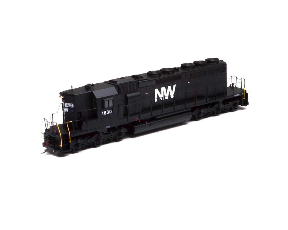 Athearn HO RTR SD40-2, N&W #1630