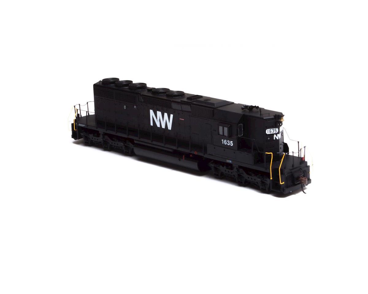 Athearn HO RTR SD40-2, N&W #1635