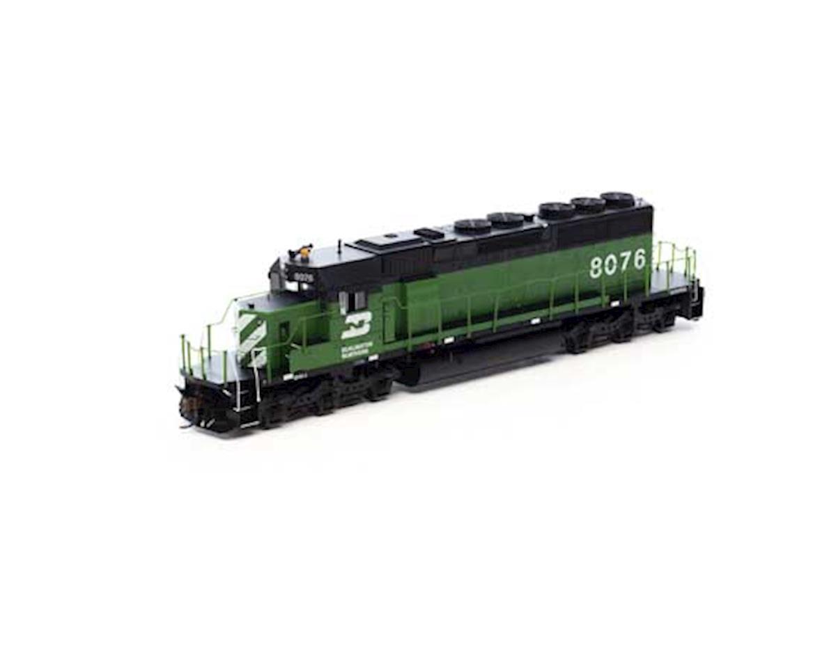 Athearn HO RTR SD40-2 w/DCC & Sound, BN #8076