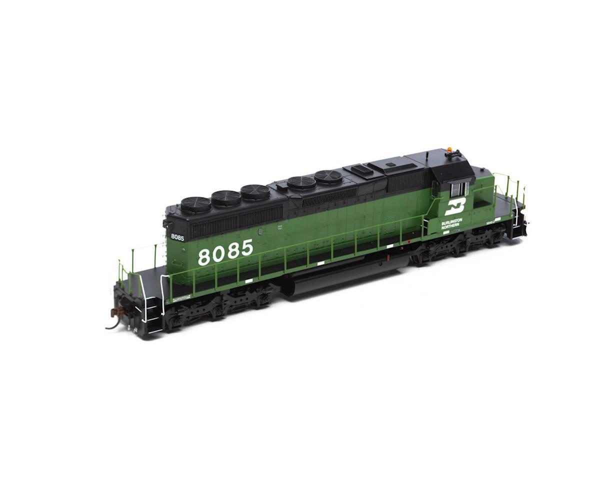 Athearn HO RTR SD40-2 w/DCC & Sound, BN #8085