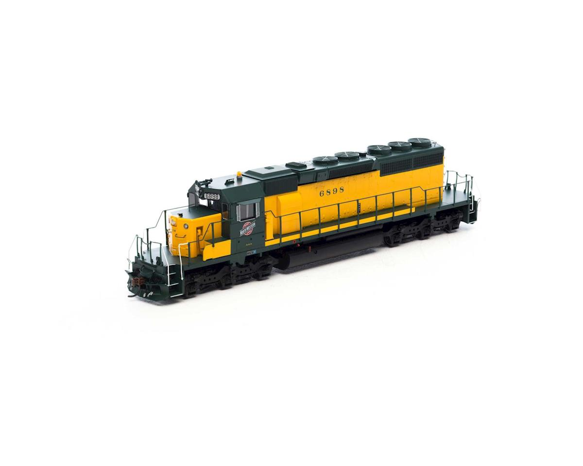 Athearn HO RTR SD40-2 w/DCC & Sound, C&NW #6898