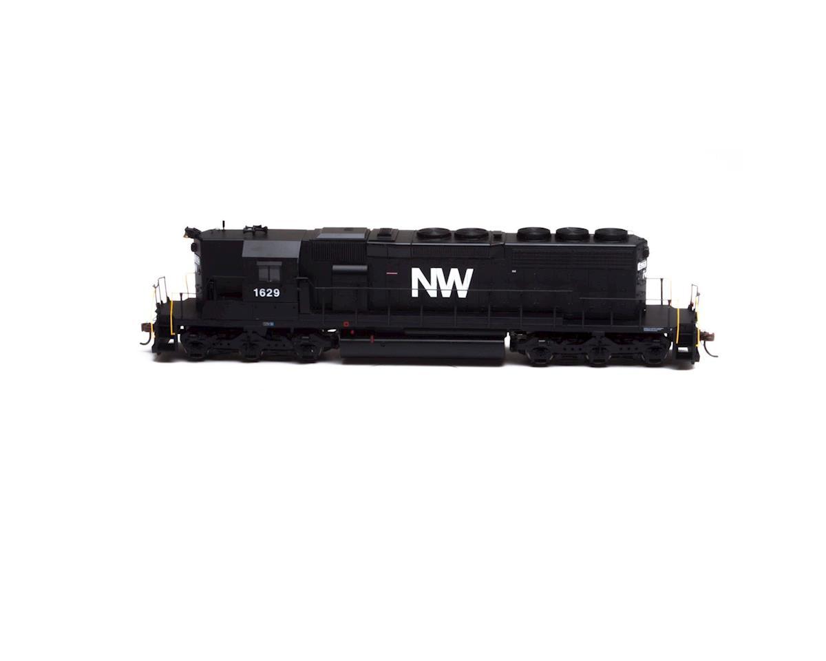 Athearn HO RTR SD40-2 w/DCC & Sound, N&W #1629