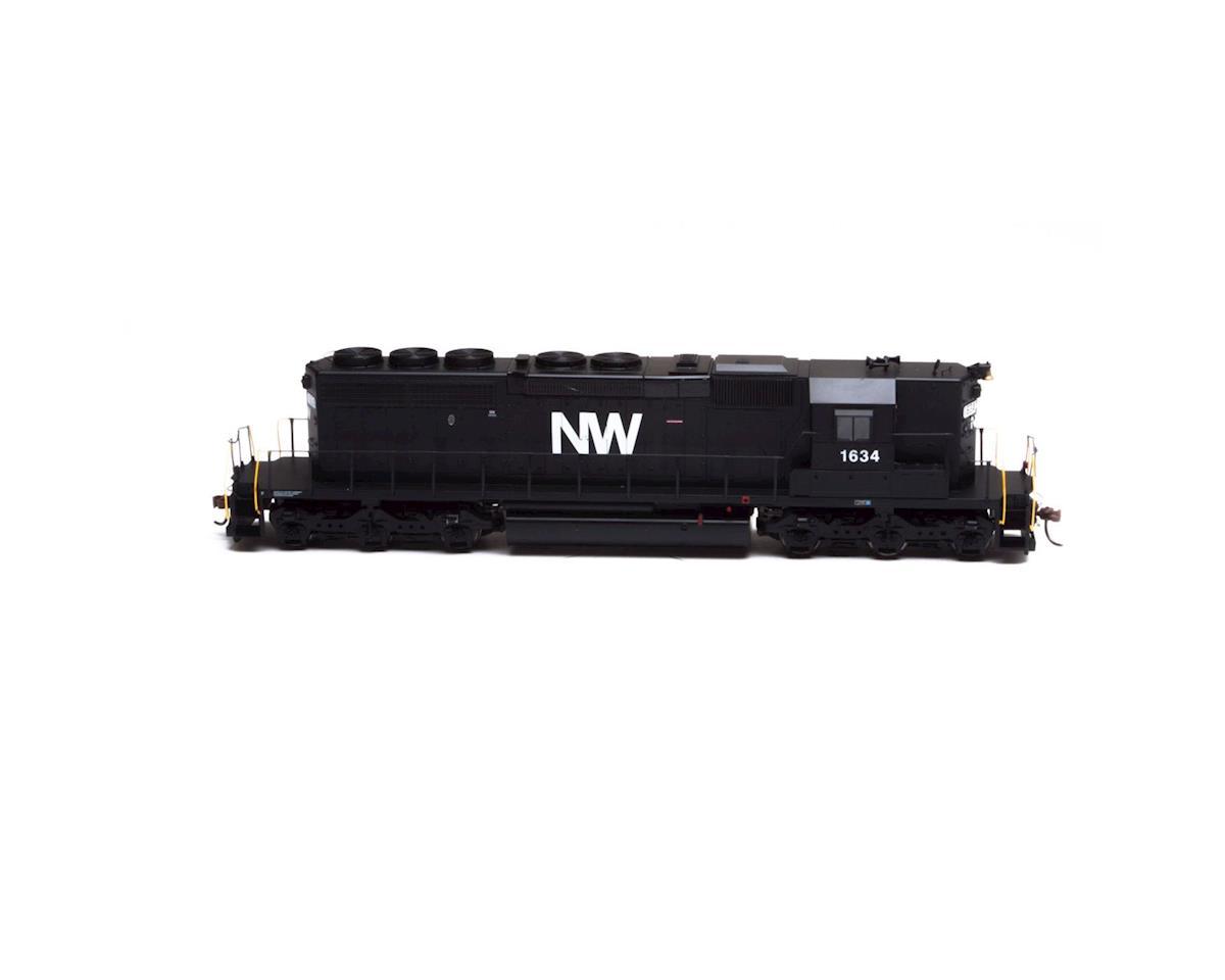 Athearn HO RTR SD40-2 w/DCC & Sound, N&W # 1634