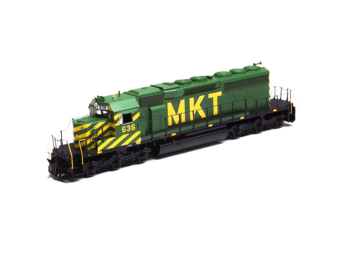 Athearn HO RTR SD40-2 w/DCC & Sound, MKT #636