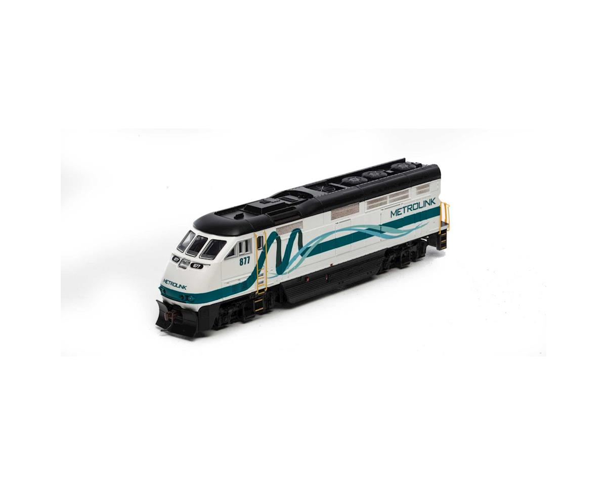 Athearn HO RTR F59PHI w/DCC & Sound, Metrolink #877