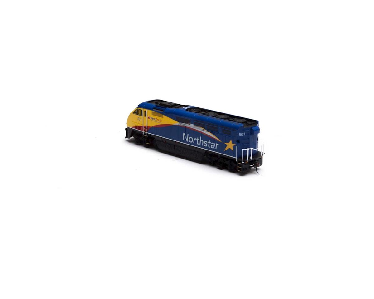 Athearn HO RTR F59PHI w/DCC & Sound, Northstar #501
