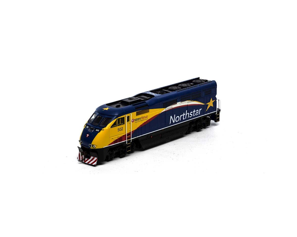 Athearn HO RTR F59PHI w/DCC & Sound, Northstar #502