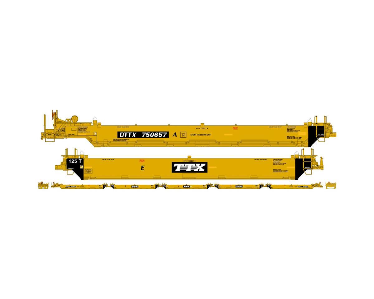 Athearn HO RTR Maxi I/Late, TTX #750657