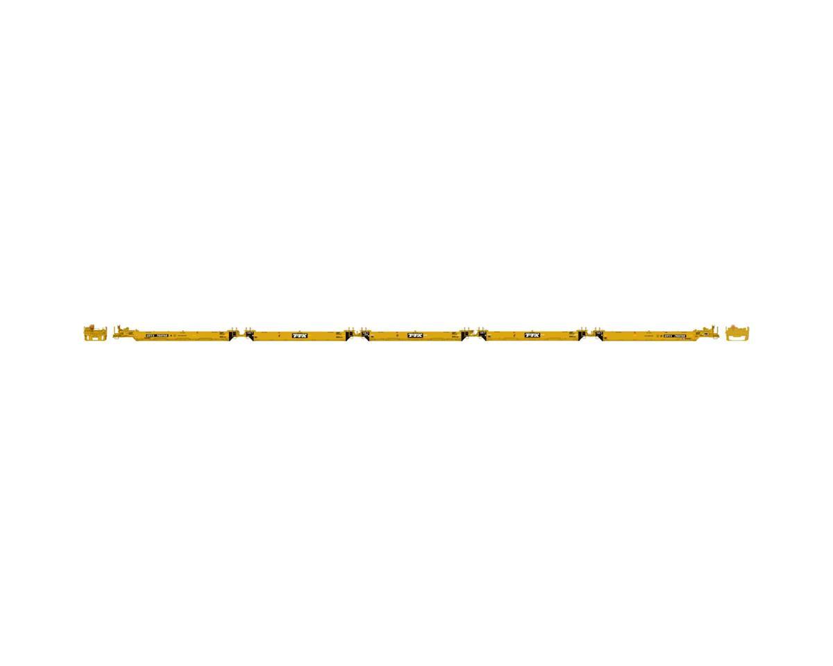 Athearn HO RTR Maxi I/Late, TTX #750709