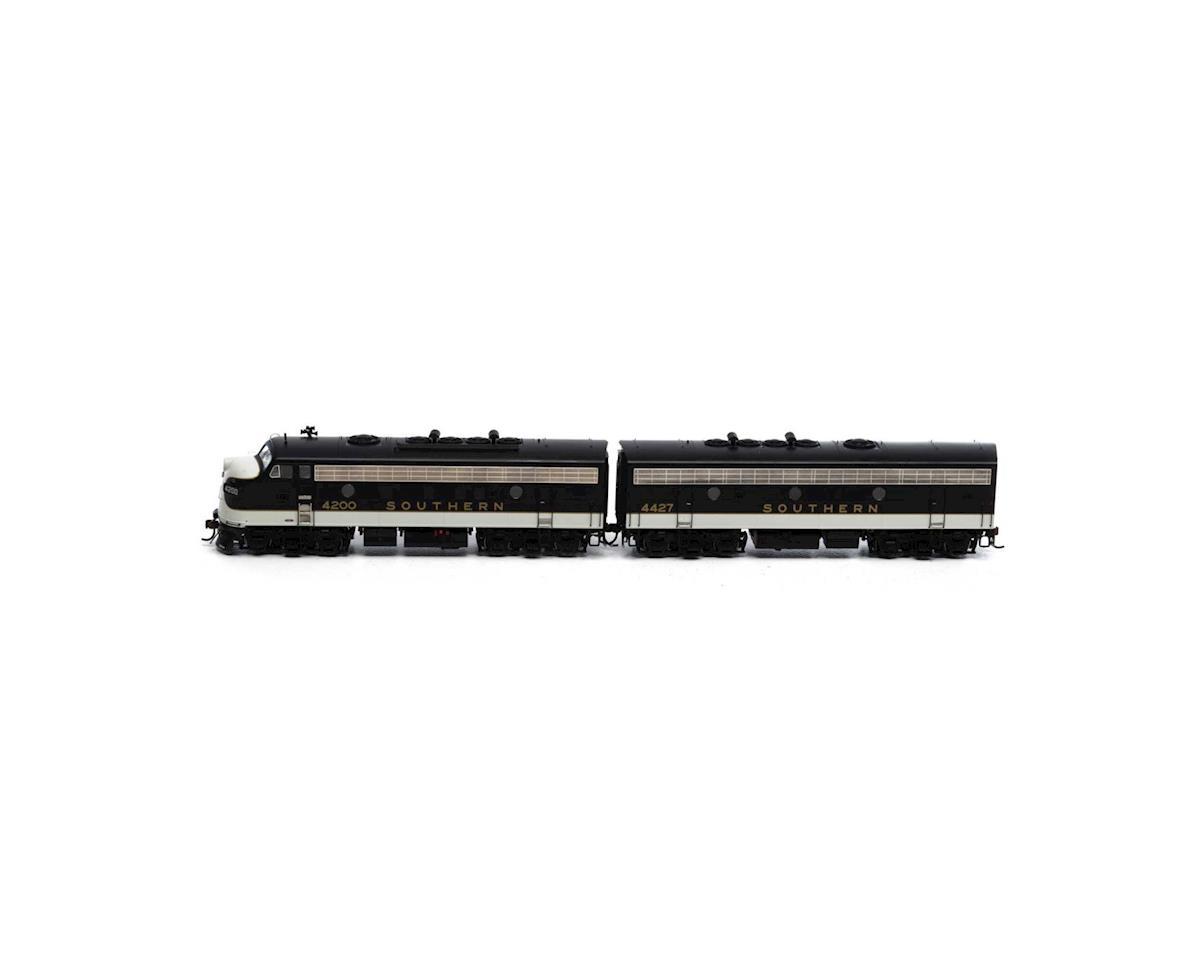 Athearn HO F3A/F7B w/DCC & Sound, SOU/Freight #4200/#4427