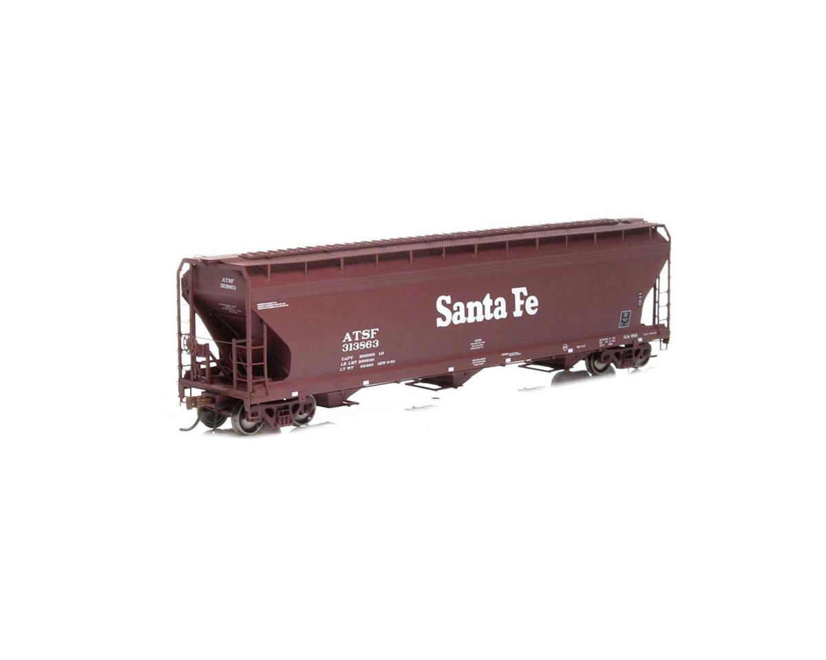 Athearn HO ACF 4600 3-Bay Centerflow Hopper, SF #313863
