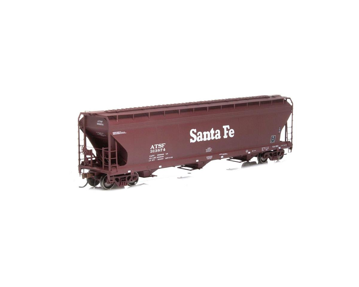 HO ACF 4600 3-Bay Centerflow Hopper, SF #313874 by Athearn