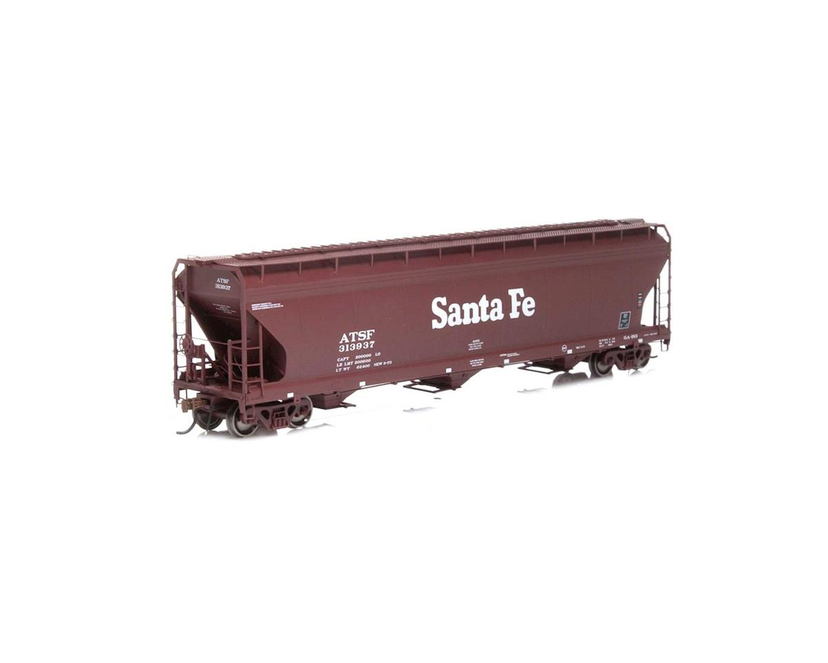 Athearn HO ACF 4600 3-Bay Centerflow Hopper, SF #313937