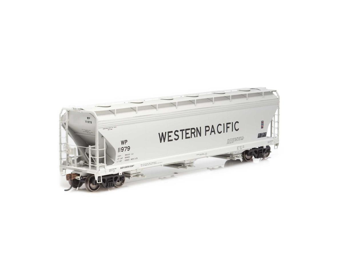 Athearn HO ACF 4600 3-Bay Centerflow Hopper, WP #11979