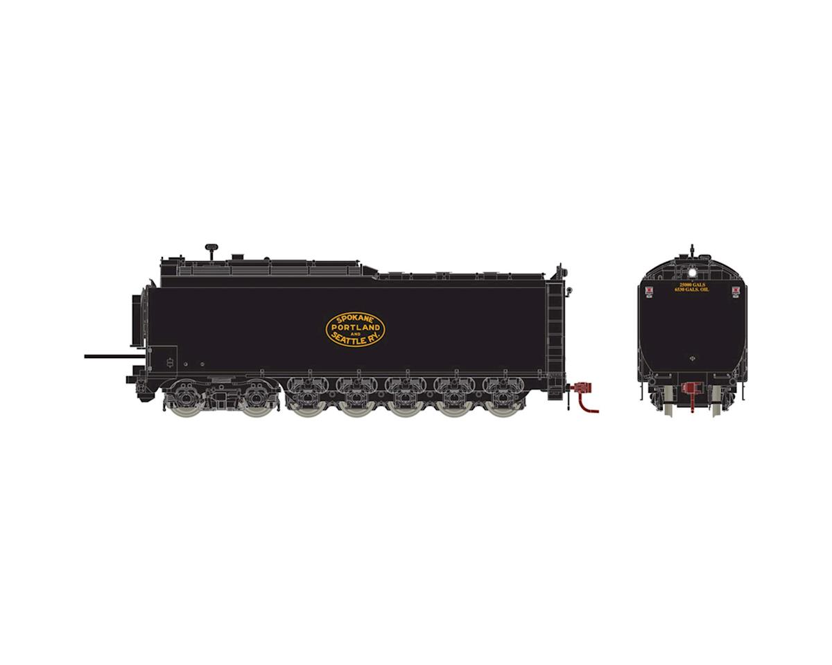 HO 4-6-6-4 Z8 Tender Oil, SP&S by Athearn