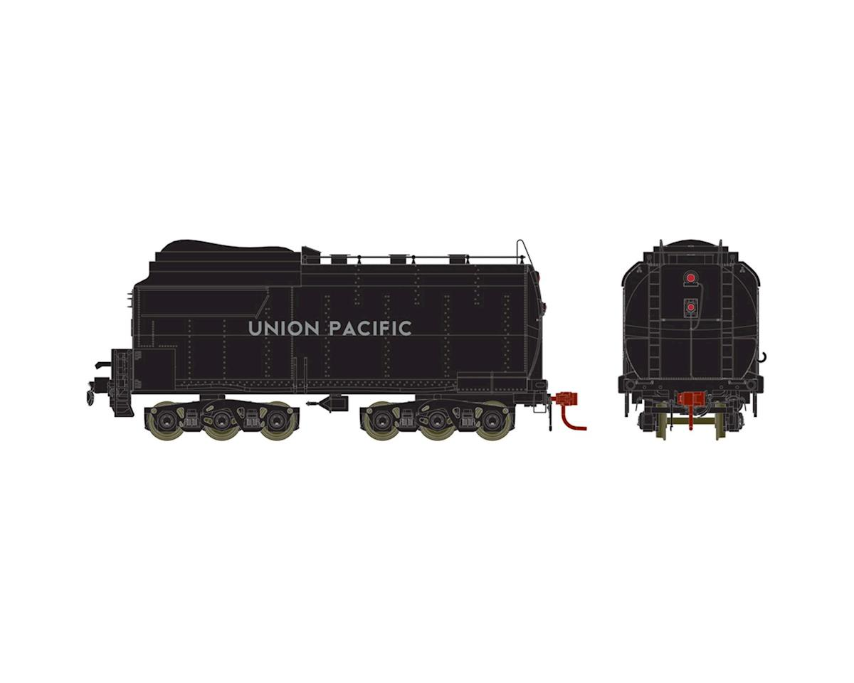 HO 4-6-6-4 Tender Coal, UP/Early/Black by Athearn