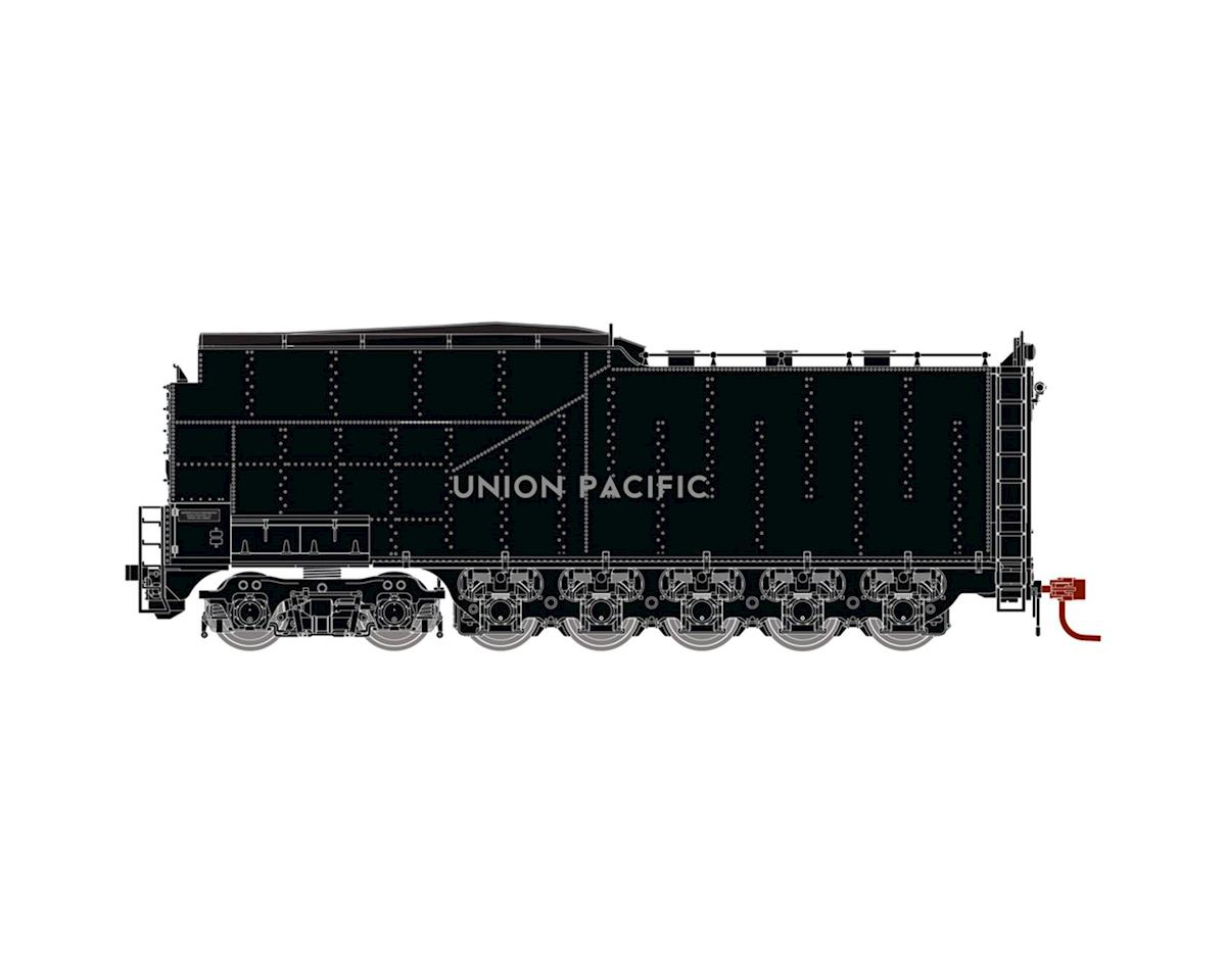 Athearn HO Steam Tender Coal, UP/Black