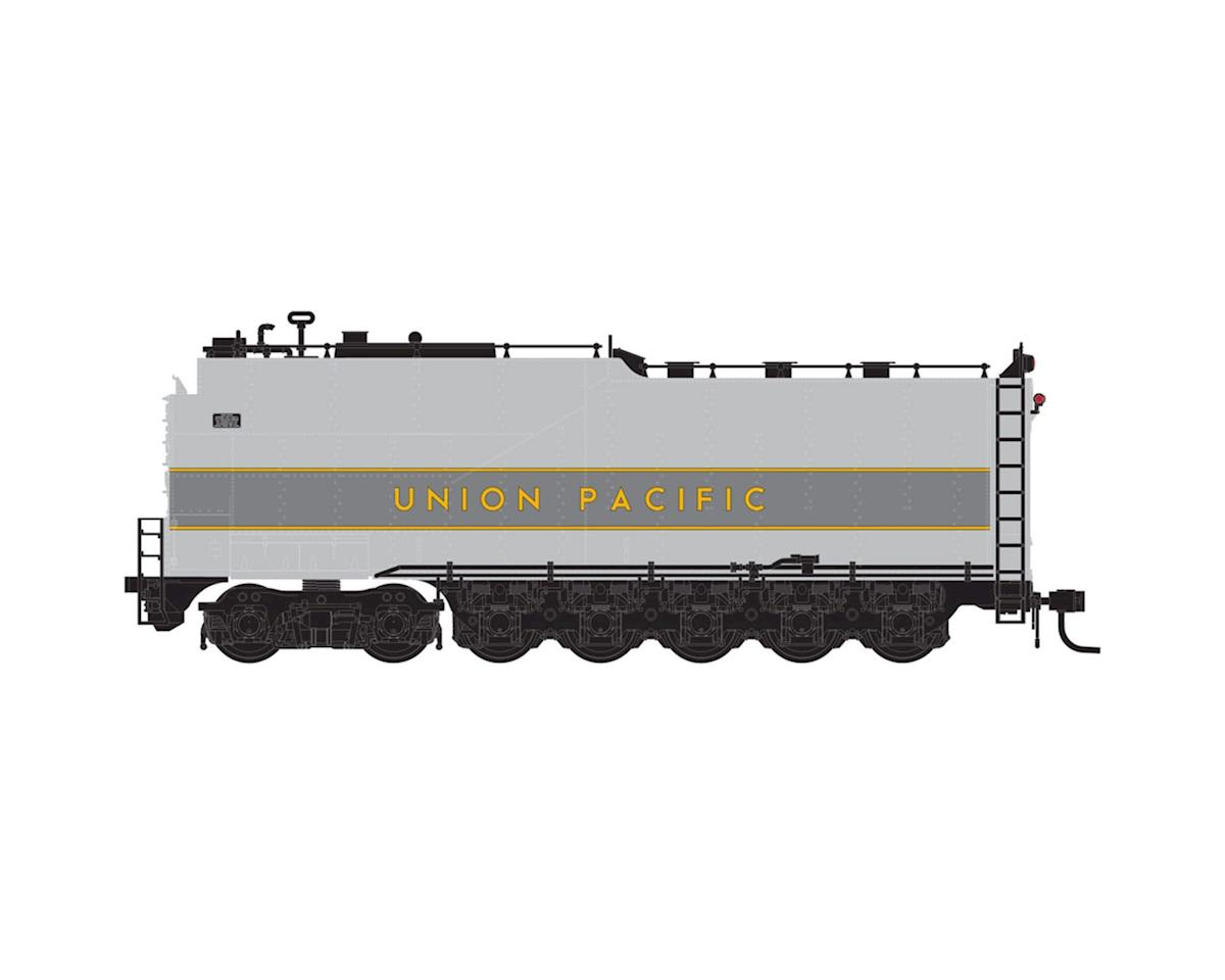 Athearn HO Steam Tender Oil, UP/Two-Tone Grey/Yellow