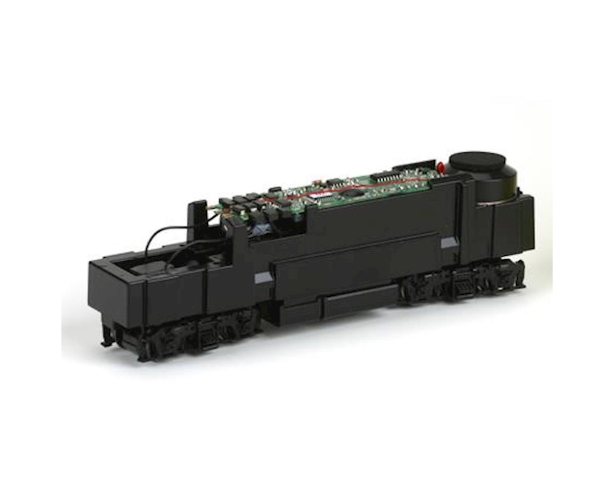Athearn HO F-Unit B Mechanism w /DCC & Sound, Black