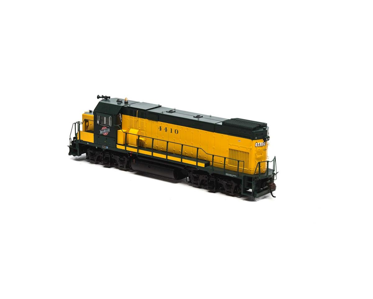 HO GP15-1 w/DCC & Sound, C&NW #4410 by Athearn