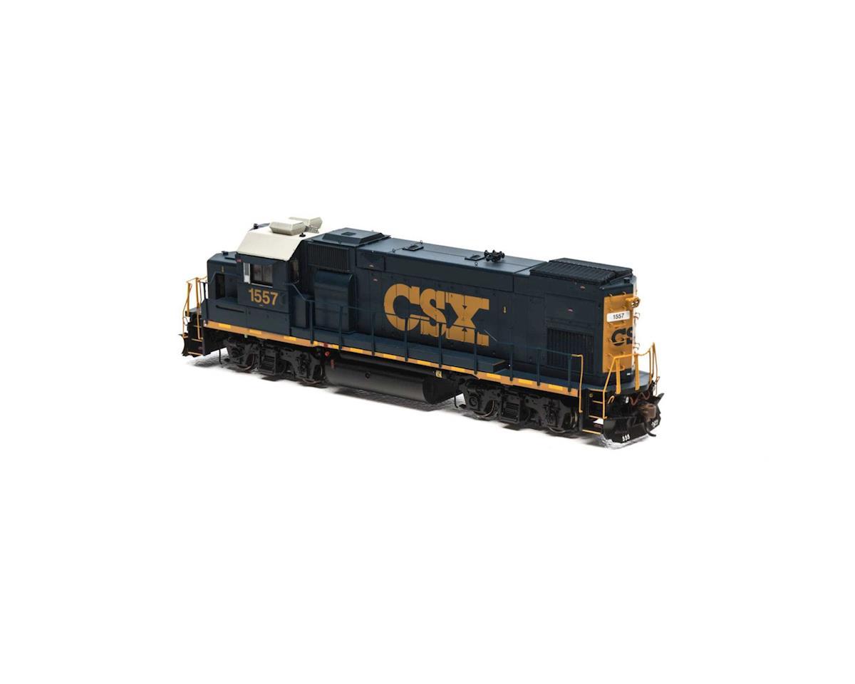HO GP15-1 w/DCC & Sound, CSX #1557 by Athearn
