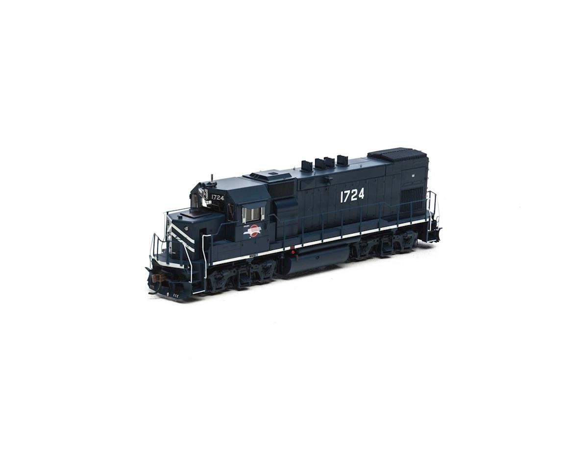 Athearn HO GP15AC w/DCC & Sound, MP #1724
