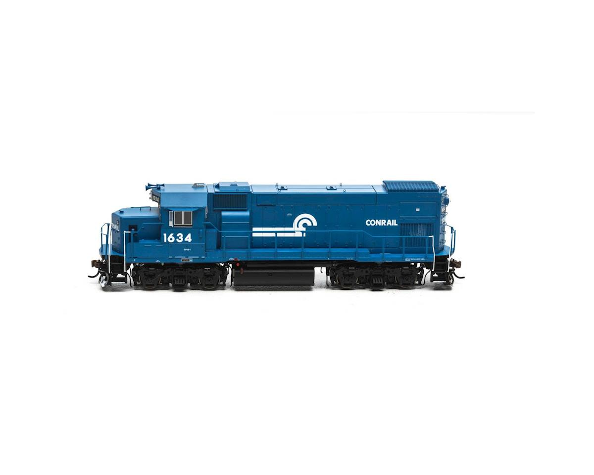 Athearn HO GP15-1 w/DCC & Sound, CR #1634