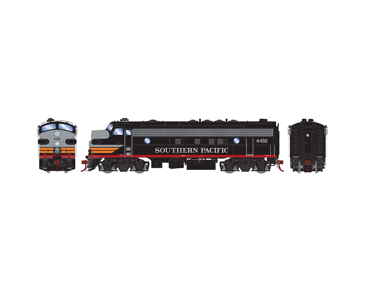 HO FP7A, SP/Passenger #6452 by Athearn