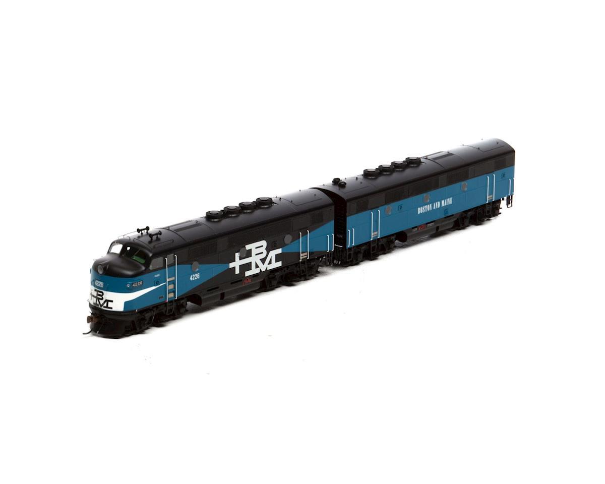 HO F2A/F2B, B&M/Passenger #4226/#4226 by Athearn