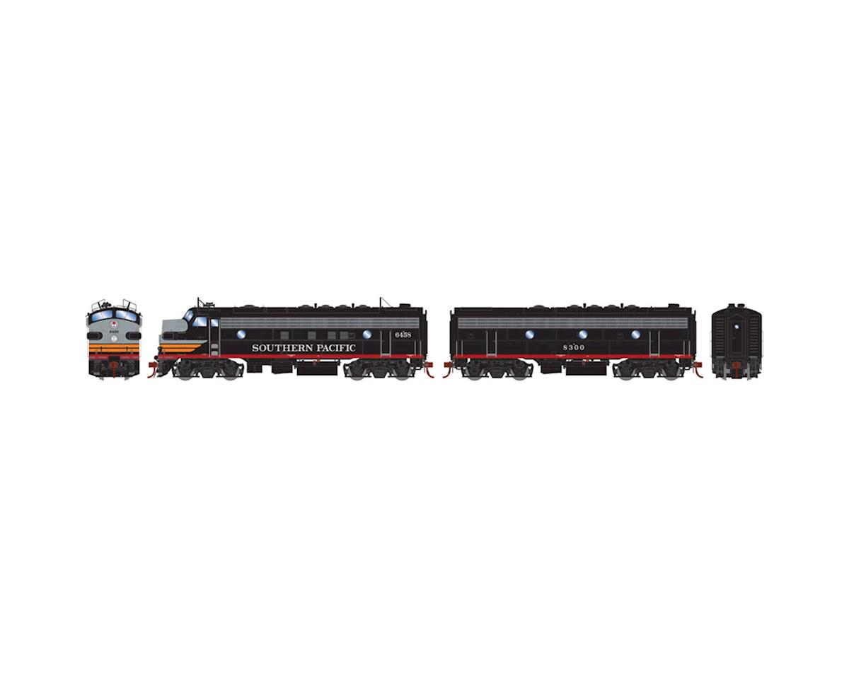 HO FP7A/F7B w/DCC & Sound,SP/Passenger #6458 #8300 by Athearn