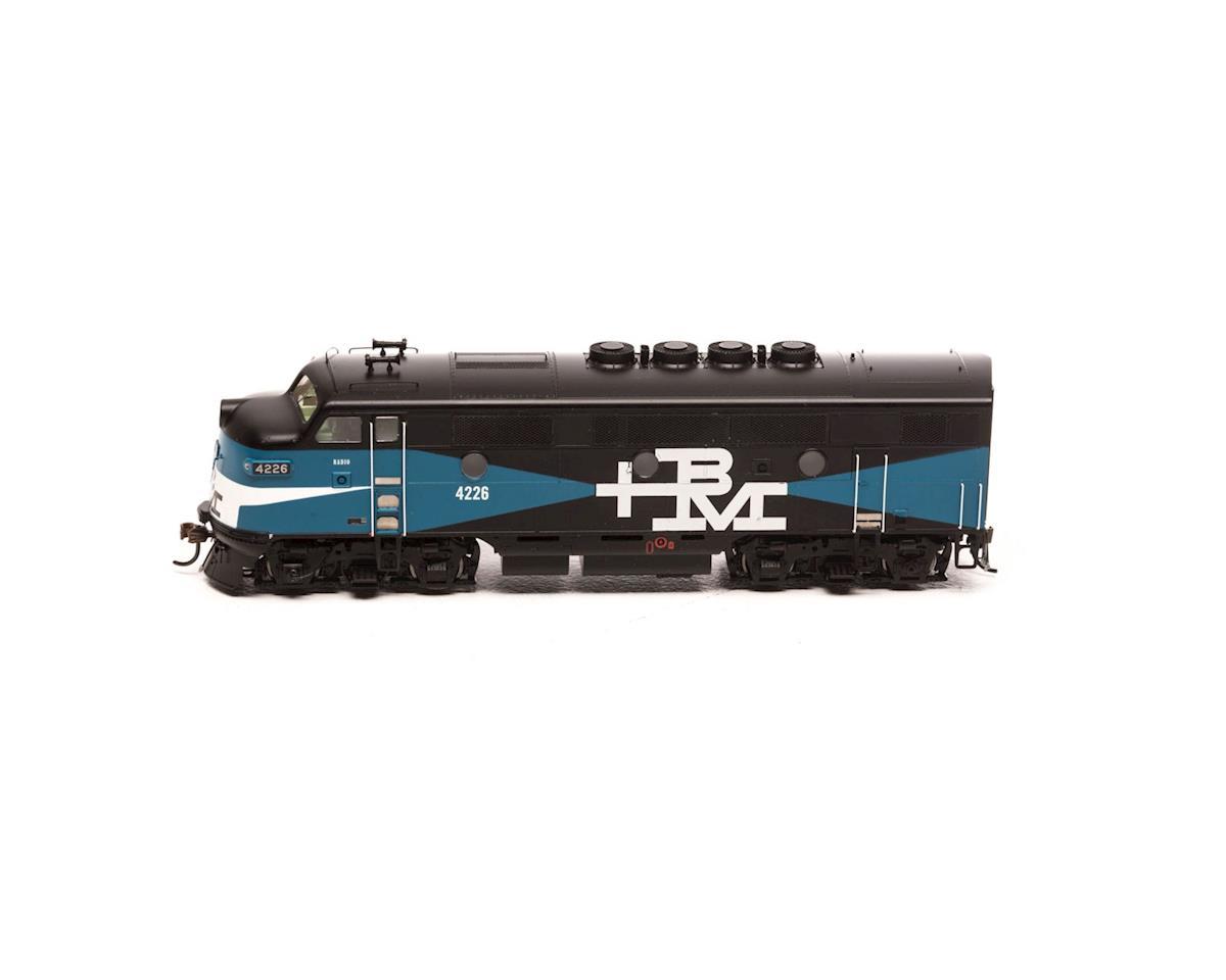 Athearn HO F2A/F2B w/DCC & Sound,B&M/Passenger #4226/#4226