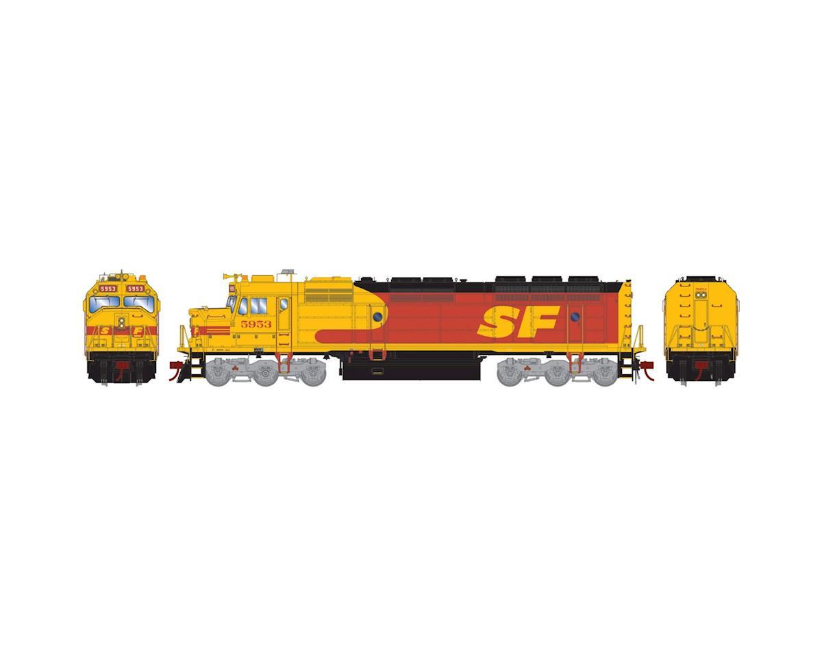 Athearn HO F45, SF #5953