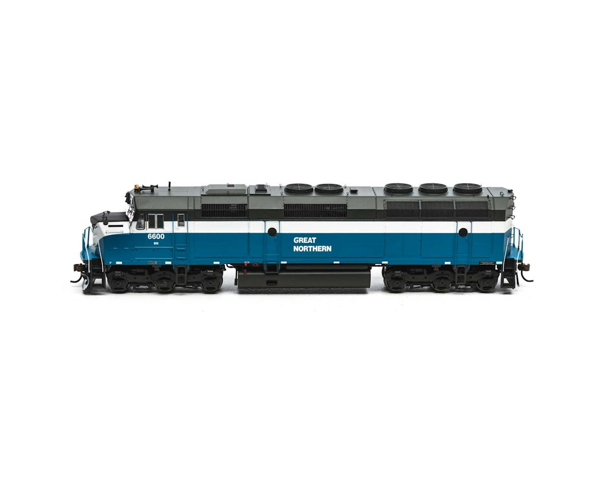 HO F45, BN #6600 by Athearn
