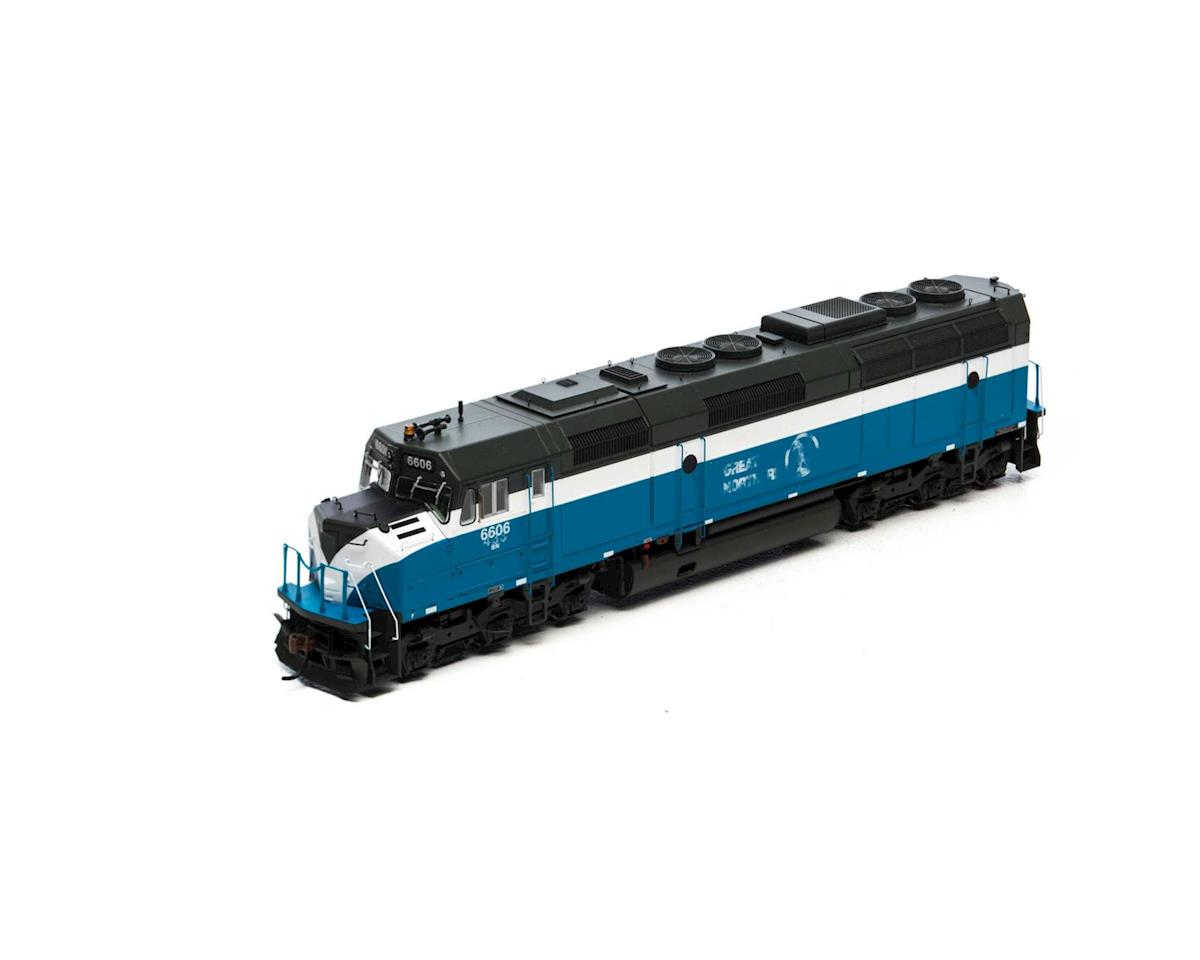 HO F45, BN #6606 by Athearn