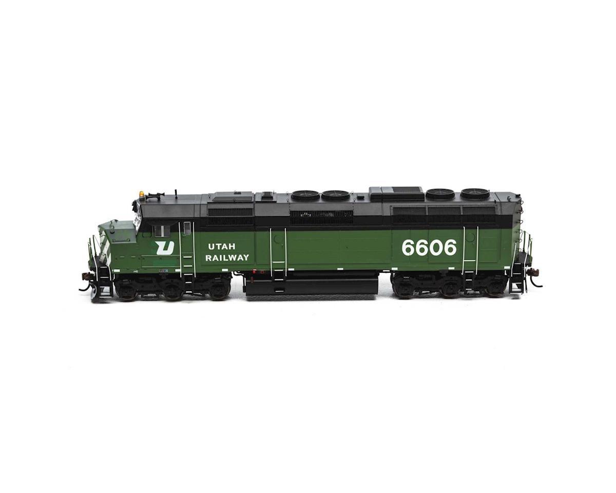 HO F45 w/DCC & Sound, Utah Railway #6606 by Athearn