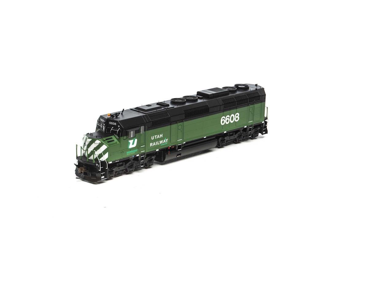 Athearn HO F45 w/DCC & Sound, Utah Railway #6608