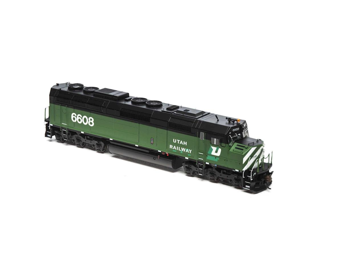 HO F45 w/DCC & Sound, Utah Railway #6608 by Athearn