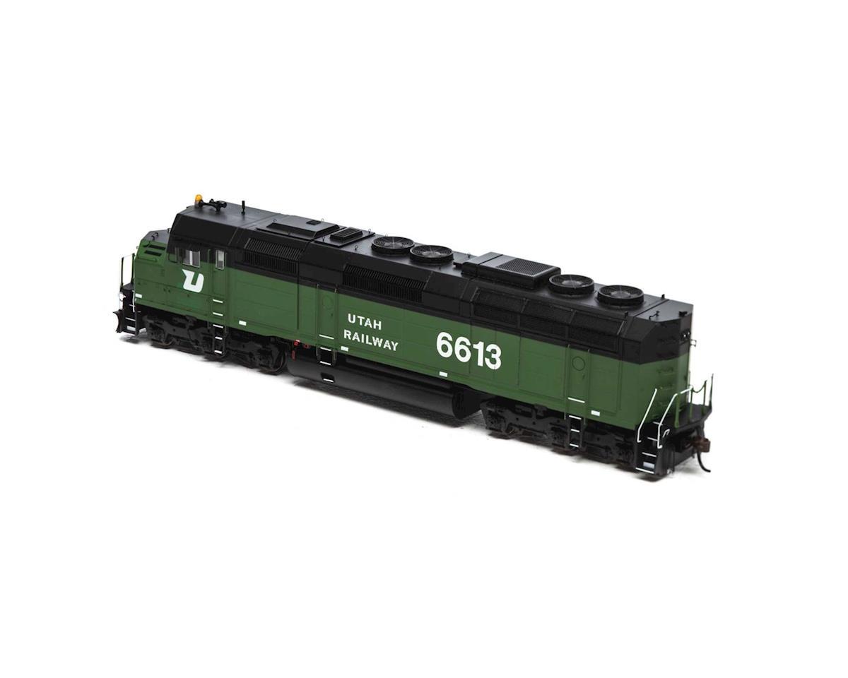 Athearn HO F45 w/DCC & Sound, Utah Railway #6613