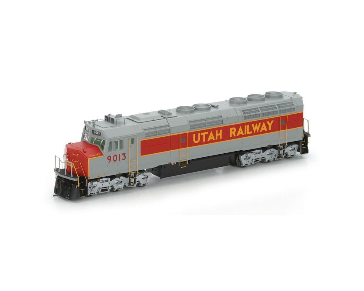 Athearn HO F45 w/DCC & Sound, Utah Railway #9013