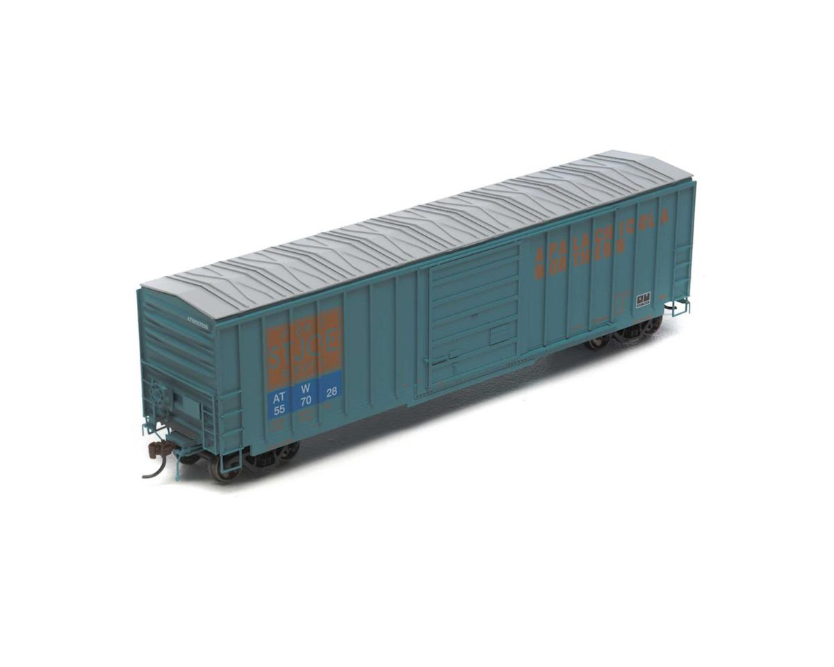 Athearn HO 50' SIECO Box, ATW #557028